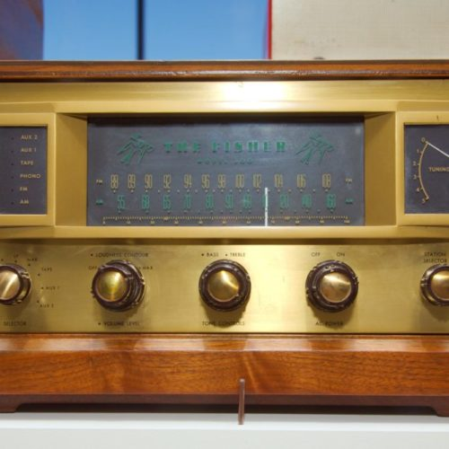 fisher_500_radio1