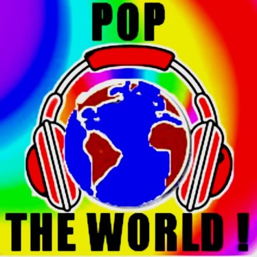 logo Pop the world