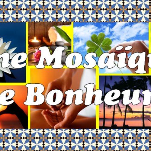 MOSAIQUE DE BONHEURS 4