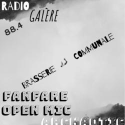 APERO MIX #11 RADIO GALERE : Le 11 Juillet 18H-Minuit à la Brasserie Communale!!