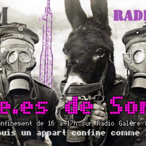 Privé-e-s de Sortie – Radio Confinement